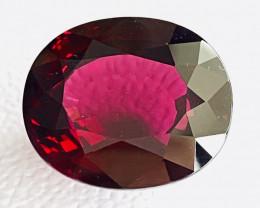 GIL Certified 27.14 Carats Garnet Rhodolite  Gemstone
