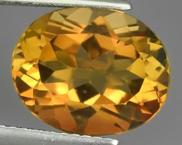 5.25 CTS SUPERIOR! CHAMPION TOPAZ GENUINE OVAL EXCELLENT!!
