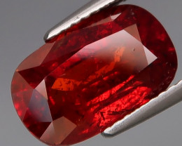 6.23  ct. 100% Natural Earth Mined Imperial  Spessartite Garnet Africa