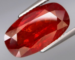 8.73 ct. 100% Natural Earth Mined Imperial Spessartite Garnet Africa