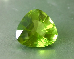 13.94ct natural peridot