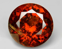 1.75 Cts Natural Orange - Red Spessartite Garnet Loose Gemstone