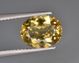 Natural Heliodor 2.23 Cts Top Luster