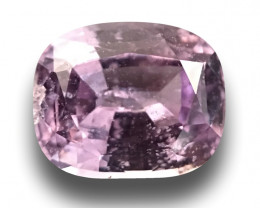 1.73 CTS Natural unheated Pink Sapphire