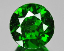 4.85 Cts Natural Green Color Chrome Diopside Loose Gemstone