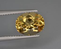 Natural Heliodor 2.53 Cts Top Luster