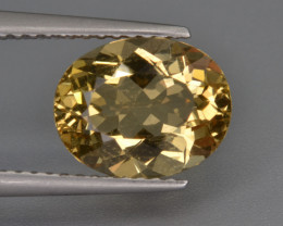 Natural Heliodor 2.32 Cts Top Luster