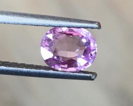 Natural Pink Sapphire |Certified | Loose Gemstone | Sri Lanka -