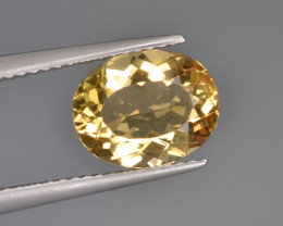Natural Heliodor 2.35 Cts Top Luster
