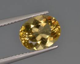 Natural Heliodor 2.37 Cts Top Luster