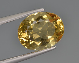 Natural Heliodor 2.38 Cts Top Luster