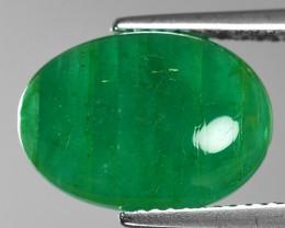 6.30 Cts Natural Vivid Green Colombian Emerald Loose Gemstone