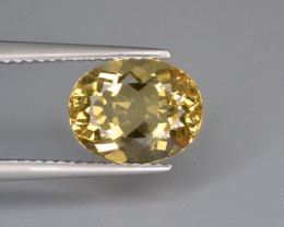 Natural Heliodor 2.47 Cts Top Luster