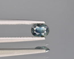 Natural Sapphire 0.45 Cts Gemstone from Nigeria
