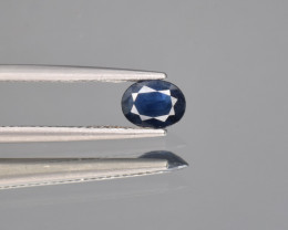 Natural Sapphire 0.58 Cts Gemstone from Nigeria