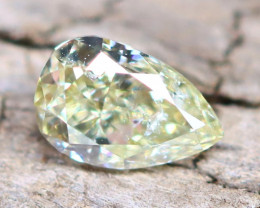 Bluish Green Diamond 0.20Ct Untreated Genuine Fancy Diamond C1708