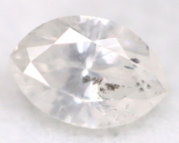 0.19Ct Natural Untreated Marquise Fancy White Diamond BM0308