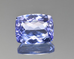 Natural Tanzanite 4.06 Cts Top Grade  Faceted Gemstone