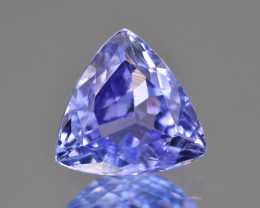 Natural Tanzanite 4.15 Cts Top Grade  Faceted Gemstone