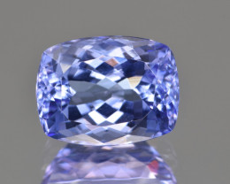 Natural Tanzanite 5.00 Cts Top Grade  Faceted Gemstone