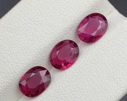 2.75 CT Natural Color  Rubellite Tourmaline Gemstone