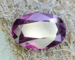 Attractive  1.45 ct Reddish Pink Garnet