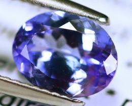 Tanzanite 2.08cts Natural Clear Purple Blue Tanzanite / KL190