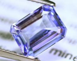Tanzanite 2.65cts Natural Clear Purple Blue Tanzanite / KL193