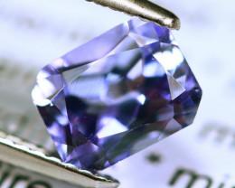 Tanzanite 2.33cts Natural Clear Purple Blue Tanzanite / KL194