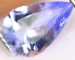 1.67cts Natural Violet Blue Tanzanite / KL196