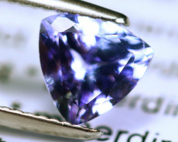 Tanzanite 1.93cts Natural Clear Purple Blue Tanzanite / KL168