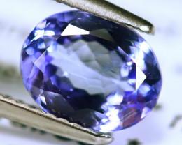 Tanzanite 2.20cts Natural Clear Purple Blue Tanzanite / KL202