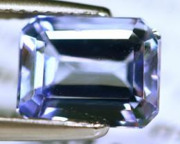Tanzanite 3.53cts Natural Clear Purple Blue Tanzanite / KL204