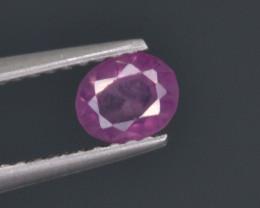 Natural Sapphire 0.53 Cts from Kashmir, Pakistan