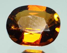 1.00CT  Fine  Cut Orange Dravite Tourmaline  ME45