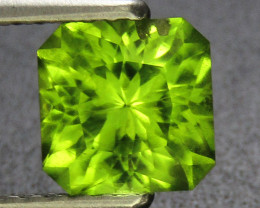 Peridot Custom Cut Peridot Gemstone