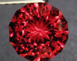 Rhodolite Garnet Custom Cut Garnet Gemstone