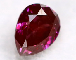 Purple Diamond 0.11Ct Natural Fancy Purple Diamond C1810
