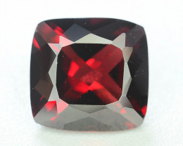 Top Grade 2.60 ct Red Garnet