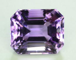 AAA Cut & Color 24.70 ct Untreated Amethyst