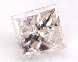 Light Pink Diamond 0.08Ct Untreated Genuine Fancy Diamond AT0319
