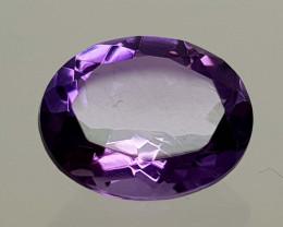 2.59Crt Natural Amethyst Natural Gemstones JI46