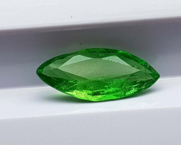 0.65Crt tsavorite garnet Natural Gemstones JI46