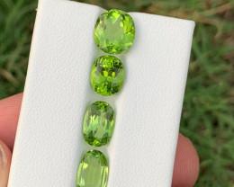 9.10 carats Amazing color Peridot Gemstone from pakistan