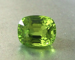 7.44ct Clean peridot
