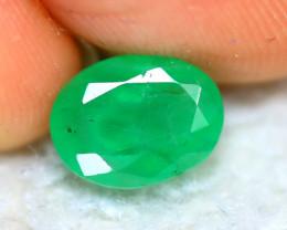 Emerald 1.92Ct Natural Colombia Green Emerald E2221/A38