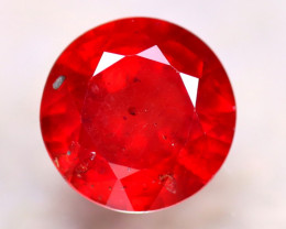 Ruby 4.43Ct Madagascar Blood Red Ruby D2327/A20