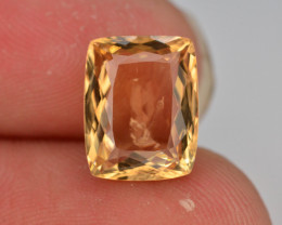 2.55 Ct Natural Heliodor ~ AAA Grade ~ Yellow Color