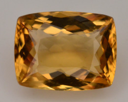 2.10 Ct Natural Heliodor ~ AAA Grade ~ Yellow Color