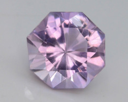 Top Color 5.15 ct AAA Cut Untreated Amethyst